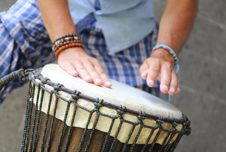 0_new African Drums