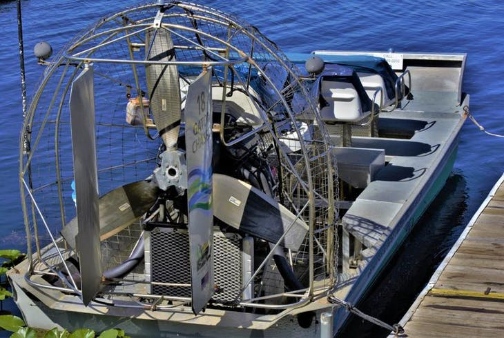 0_new Airboat