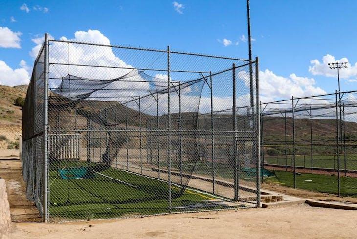0_new Batting Cage