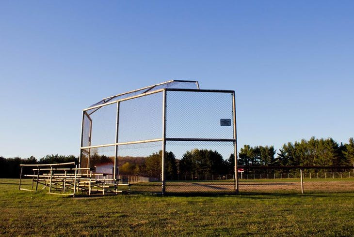 0_new Batting Cage