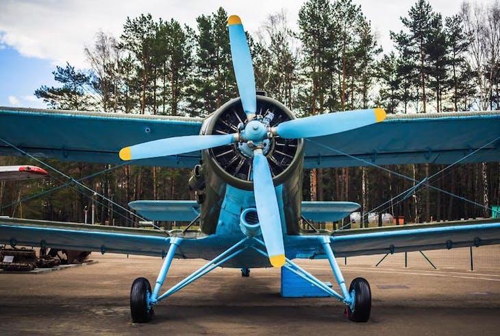 0_new Biplane