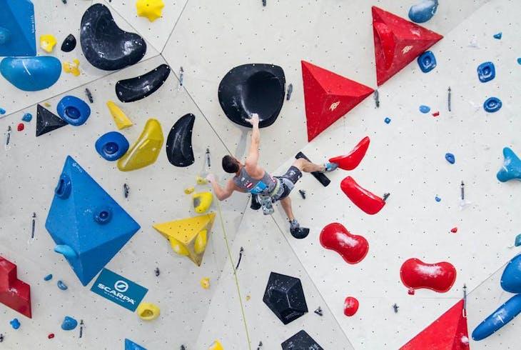 0_new Bouldering Indoor