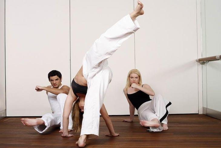 0_new Capoeira Roda