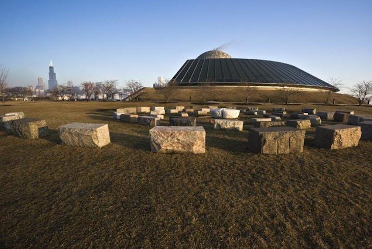 0_new Chicago Adler Planetarium