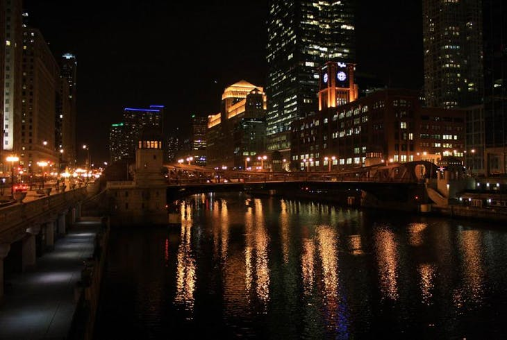 0_new Chicago Night Skyline