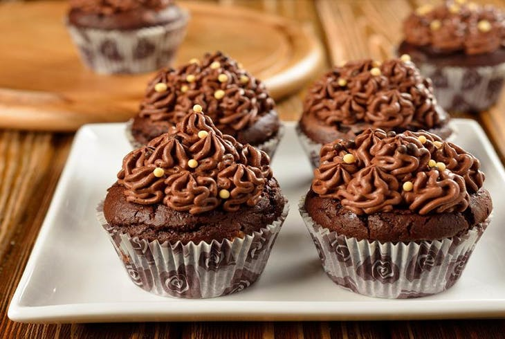 0_new Chocolate Cupcake