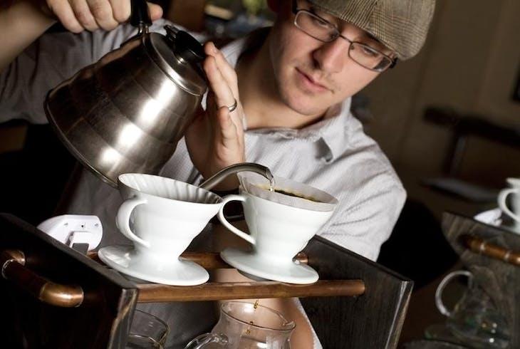 0_new Coffee Brewing