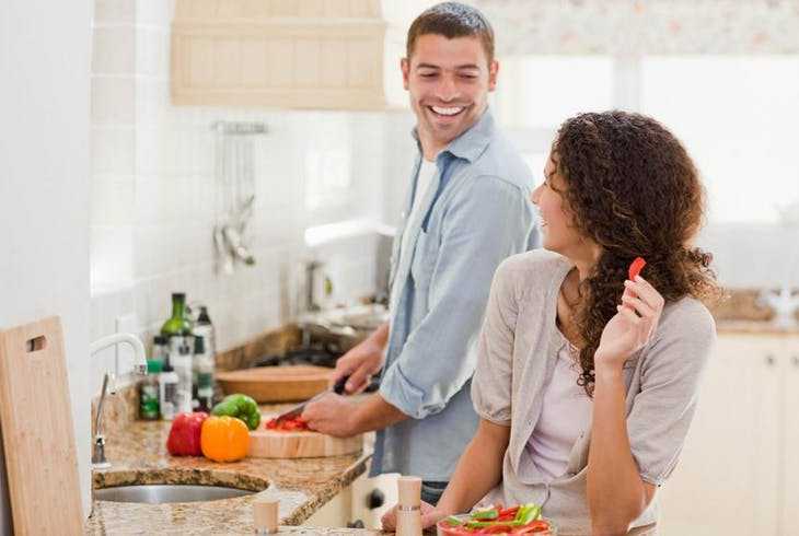 0_new Couples Cooking