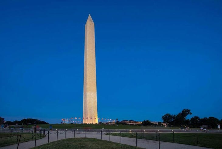0_new Dc Landmarks Night