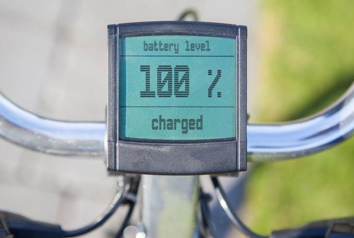 0_new Electric Bike