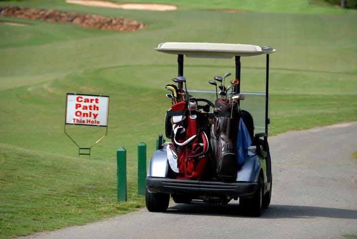 0_new Golf Cart