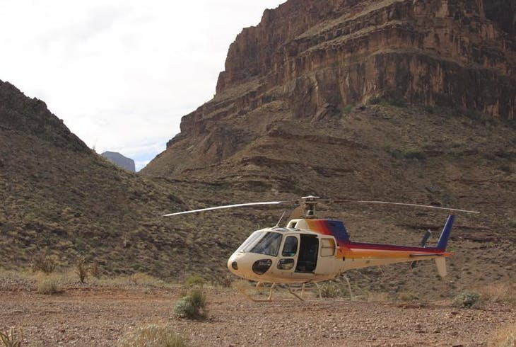 0_new Grand Canyon Helicopter
