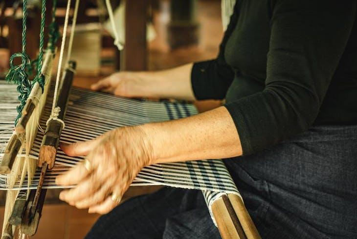 0_new Hand Weaving