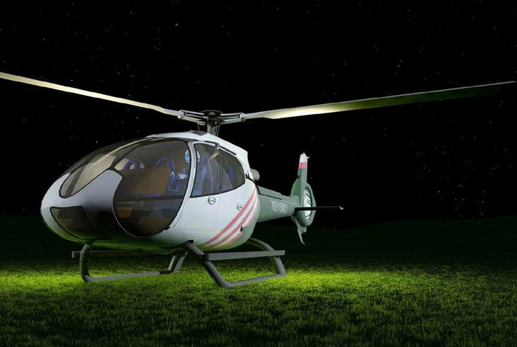 0_new Helicopter Night Tour