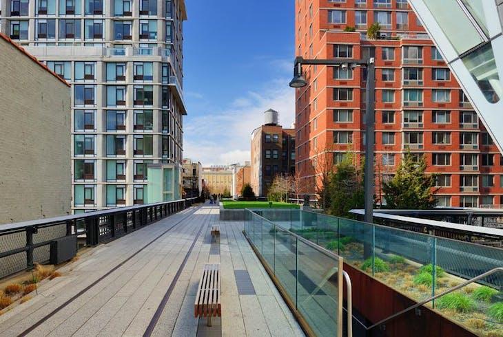 0_new High Line Park Tour