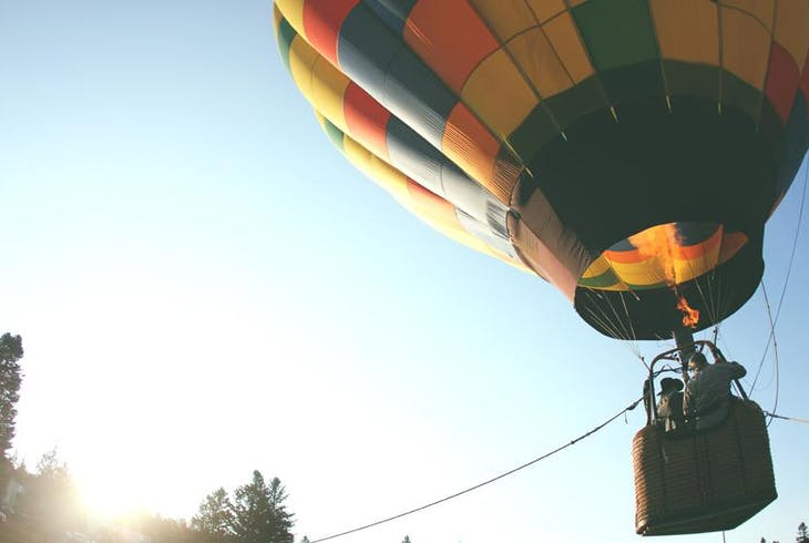 0_new Hot Air Balloon