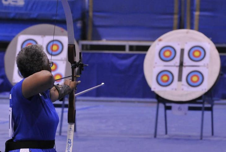 0_new Indoor Archery