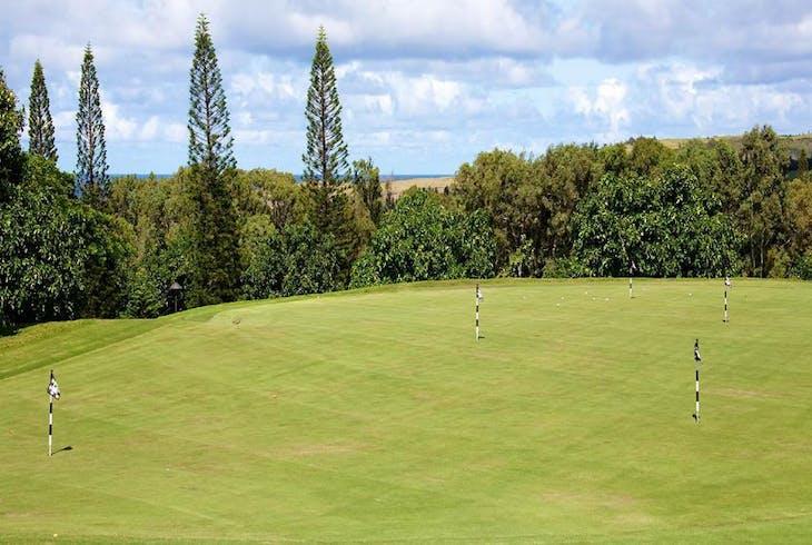 0_new Kapalua Golf Course