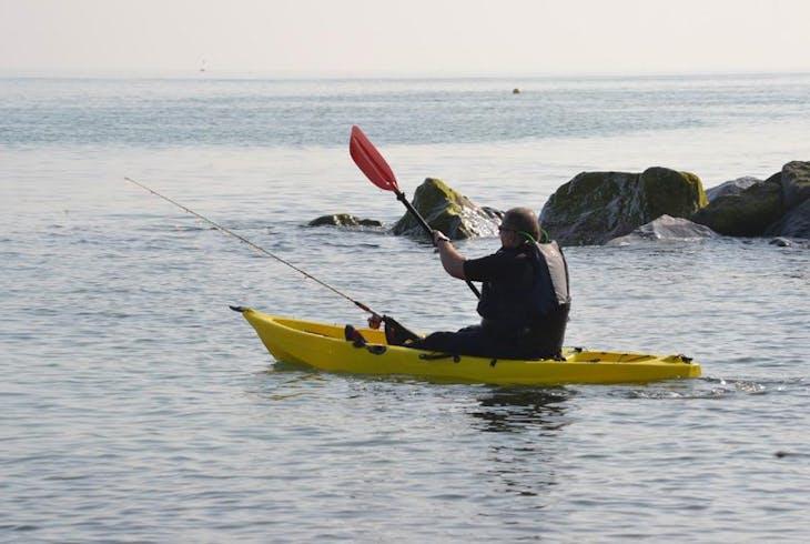 0_new Kayak Fishing
