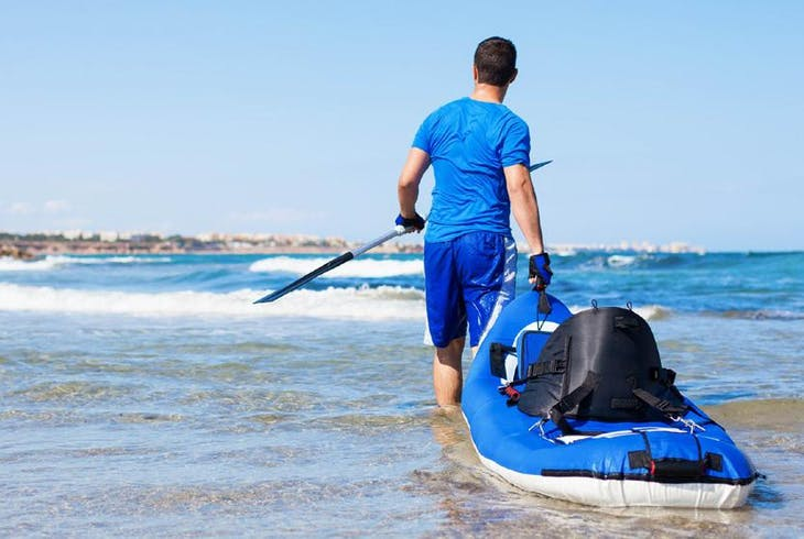 0_new Kayak Inflatable