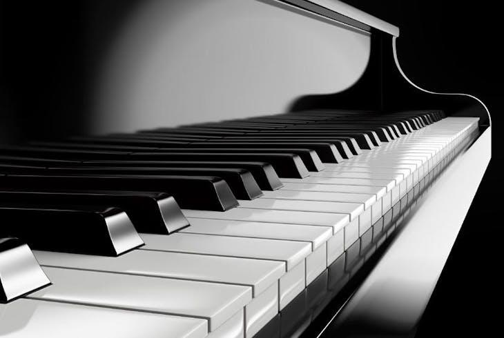 0_new Keyboard Piano