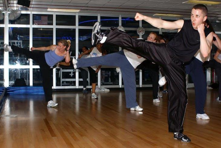 0_new Kickboxing