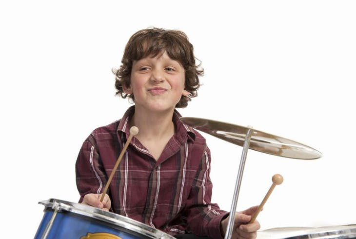0_new Kids Drumming