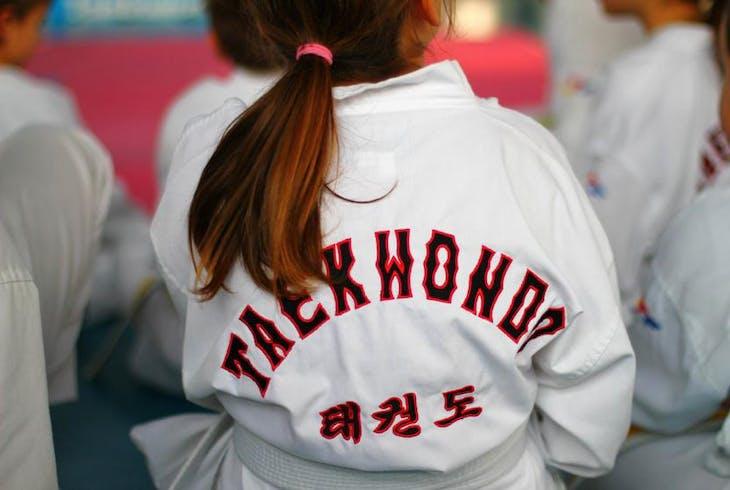 0_new Kids Taekwondo