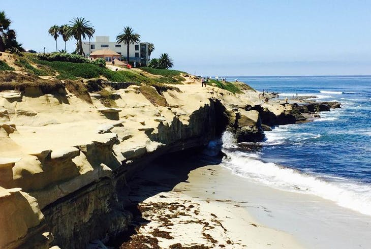 0_new La Jolla Cove