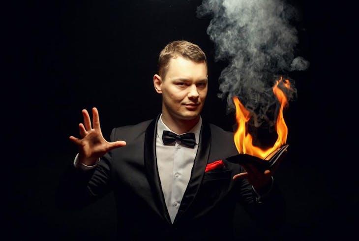 0_new Magic Show