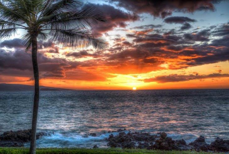 0_new Maui Sunset