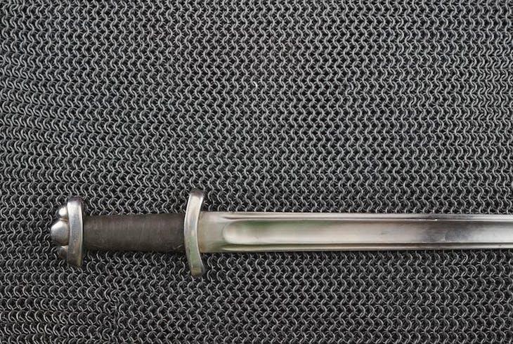 0_new Medieval Sword
