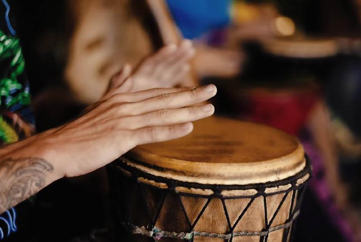 0_new Middle Eastern Drumming
