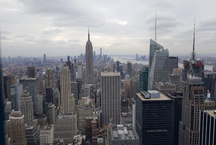0_new Nyc Skyline Aerial Daytime