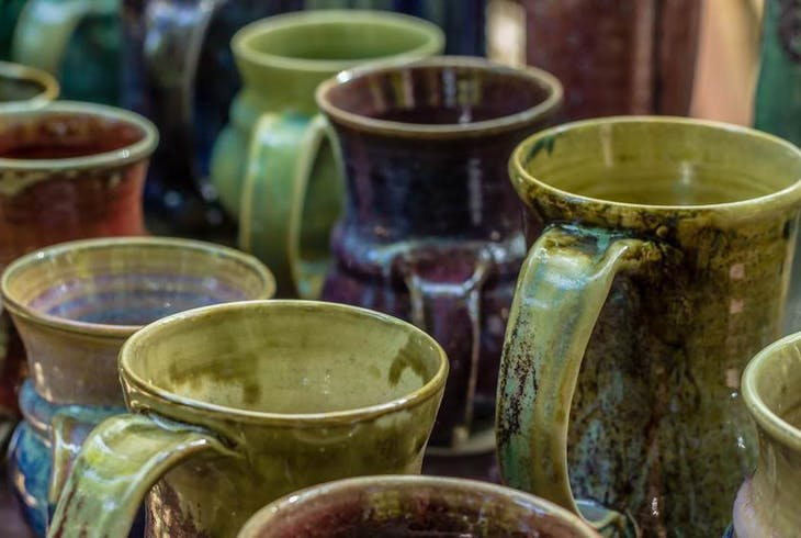 0_new Pottery Mug