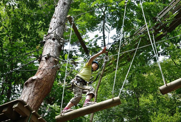 0_new Ropes Course