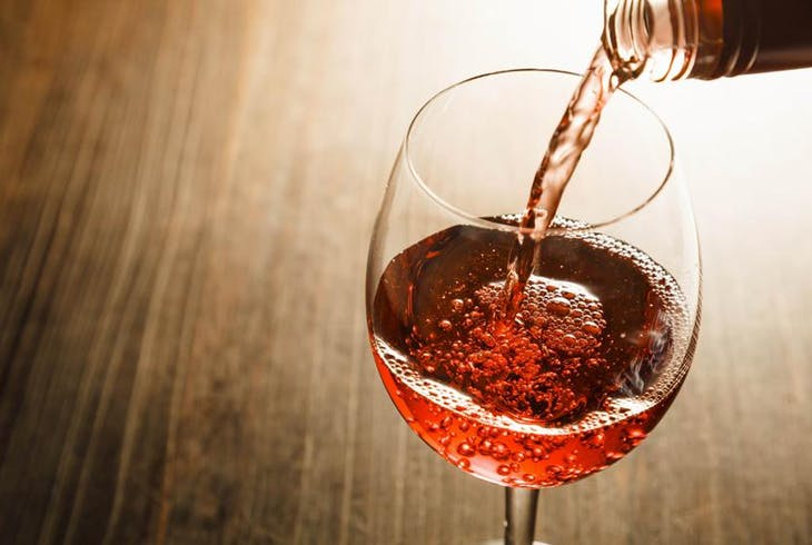 0_new Rose Wine