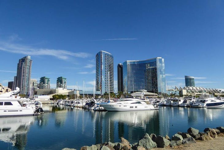 0_new San Diego Harbor