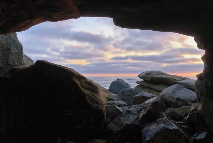 0_new San Diego Sea Caves