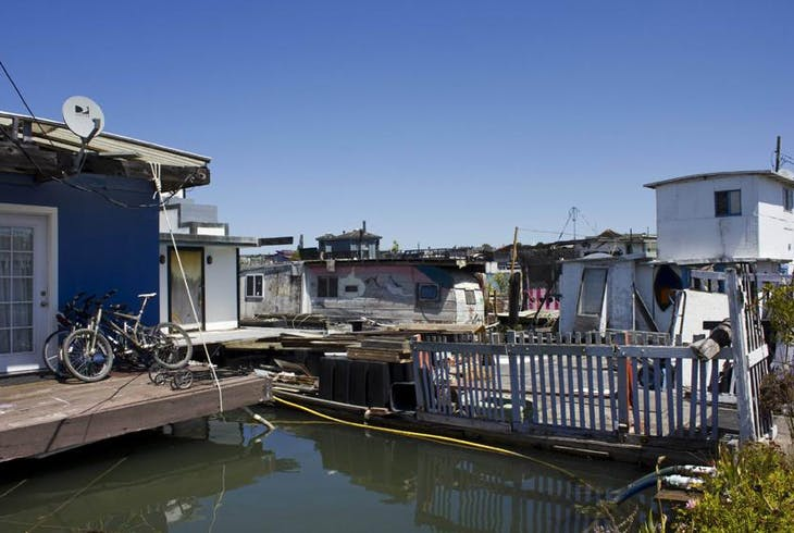 0_new Sausalito Houseboat Community