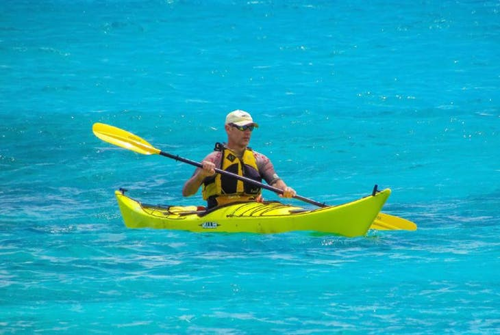 0_new Sea Kayaking