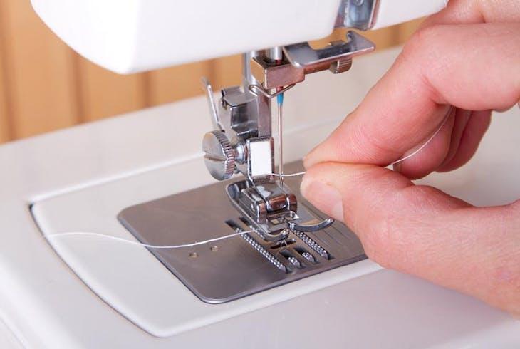 0_new Sewing Machine
