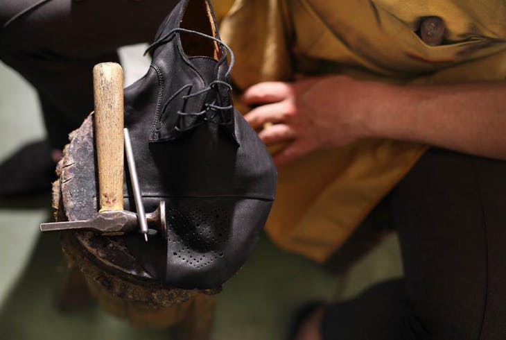 0_new Shoemaking