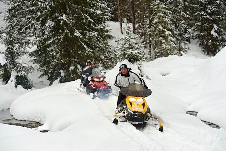 0_new Snowmobile