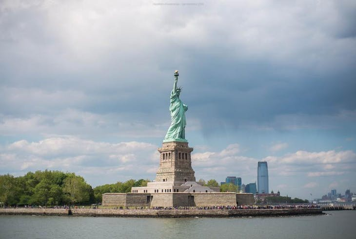 0_new Statue Of Liberty Daytime