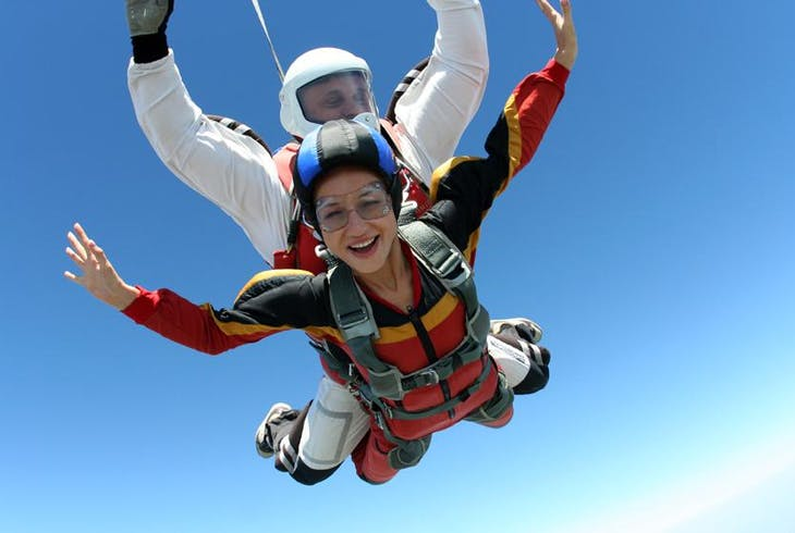 0_new Tandem Skydiving