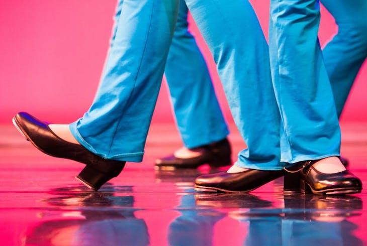 0_new Tap Dancing