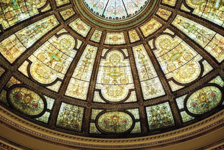 0_new Tiffany Art Glass Chicago