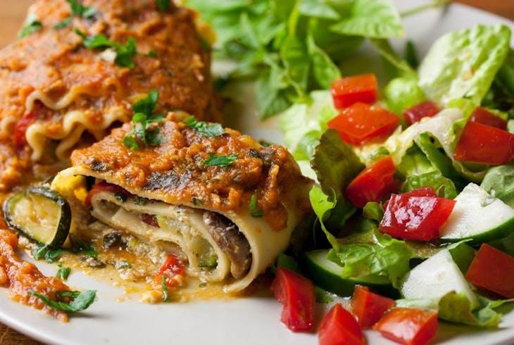 0_new Vegetarian Supper
