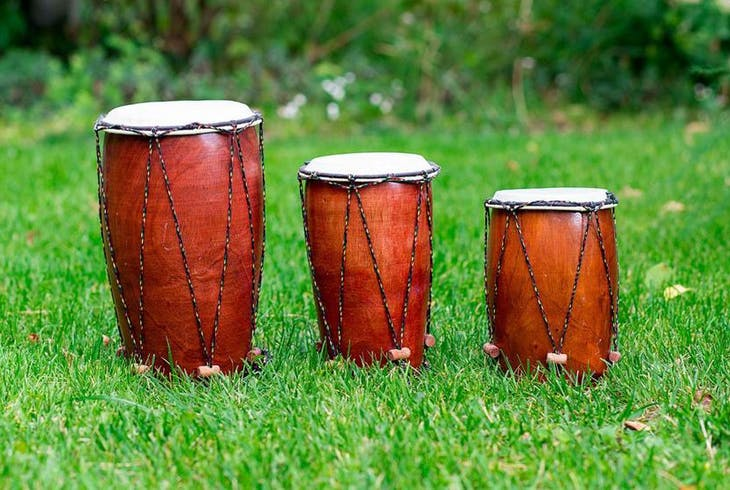 0_new West African Drumming